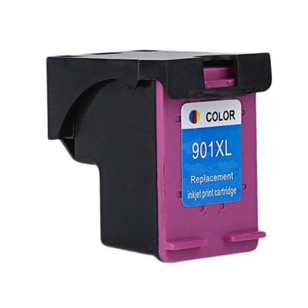 Druckerpatrone Kompatibel zu HP CC656AE (901) 3-farbig