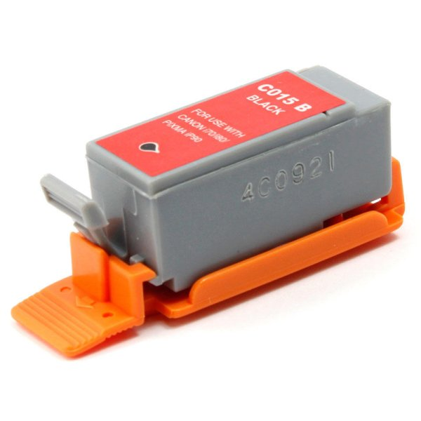 Druckerpatrone Kompatibel zu Canon BCI 15BK (8190 A 002) schwarz
