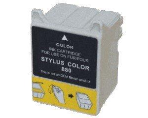 Druckerpatrone Kompatibel zu Epson T020, C13T02040110 3-farbig