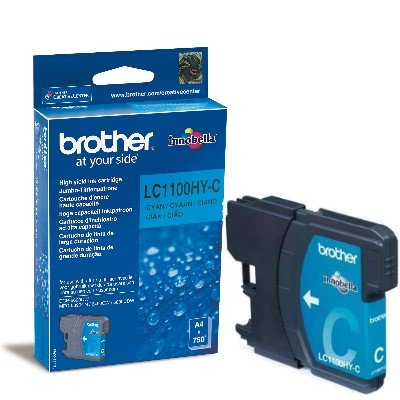 Druckerpatrone Original Brother LC-1100C HC cyan