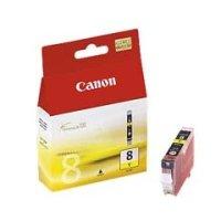 Druckerpatrone Original Canon CLI-8Y (0623 B 001) gelb