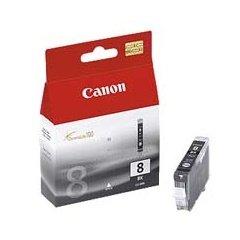 Druckerpatrone Original Canon CLI-8Bk (0620 B 001) foto-schwarz