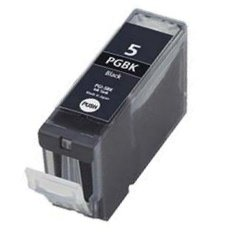Druckerpatrone Kompatibel zu Canon PGI-5Bk (0628 B 001) schwarz