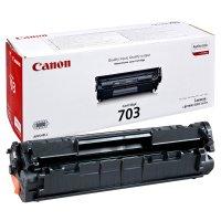 Toner Original Canon Cartridge 703 (7616 A 005) schwarz