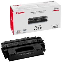 Toner Original Canon Cartridge 708H (0917 B 002) schwarz