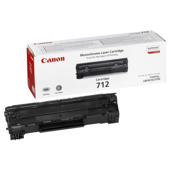 Toner Original Canon 712 (1870 B 002) schwarz