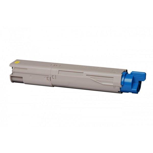 Toner Kompatibel zu OKI 43459329 C3300 gelb