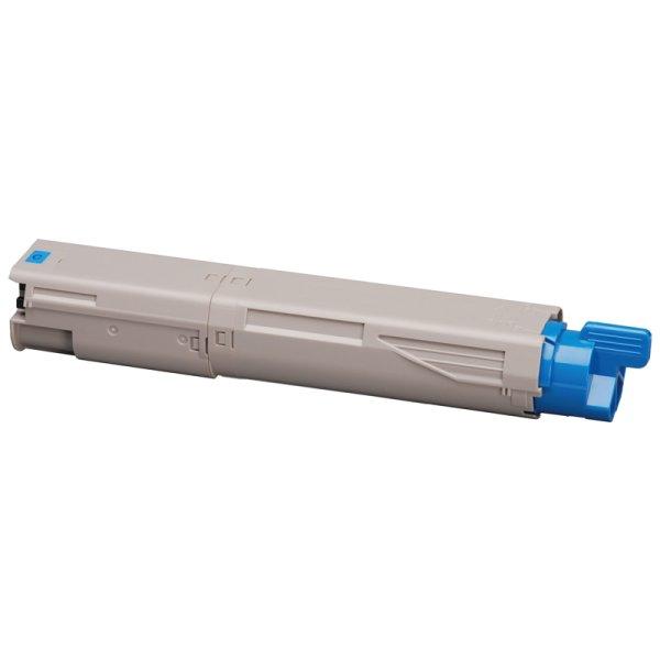 Toner Kompatibel zu OKI 43459371 C3520 cyan