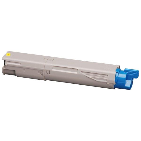 Toner Kompatibel zu OKI 43459369 C3520 gelb