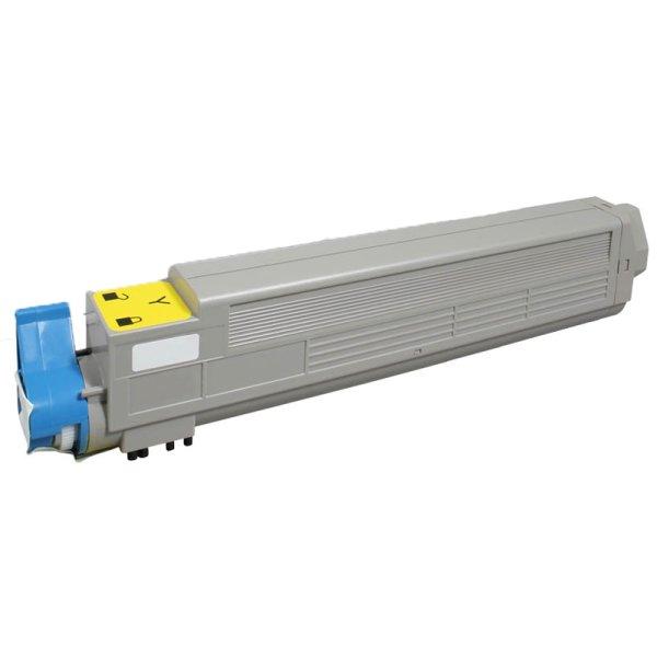 Toner Kompatibel zu OKI 42918913 C9600 gelb