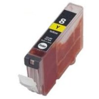 Druckerpatrone Kompatibel zu Canon CLI-8Y (0623 B 001) gelb