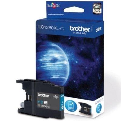 Druckerpatrone Original Brother LC-1280 XL C cyan