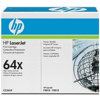Toner Original HP CC364X (64X) schwarz