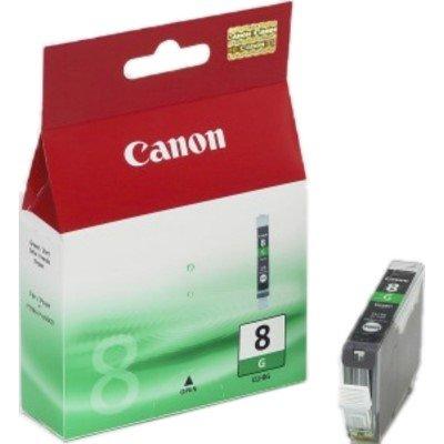 Druckerpatrone Original Canon CLI-8G (0627 B 001) grün
