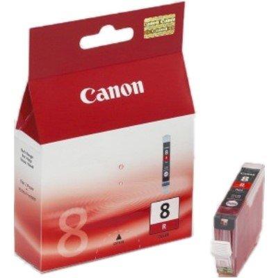 Druckerpatrone Original Canon CLI-8R (0626 B 001) rot