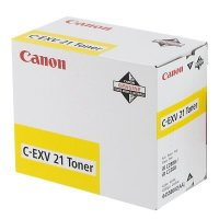 Toner Original Canon C-EXV21 Y (0455 B 002) gelb