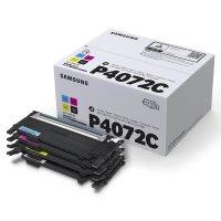 Toner Value-Kit Original Samsung CLT-P4072C schwarz,...