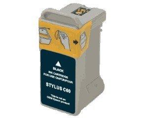 Druckerpatrone Kompatibel zu Epson T028, C13T02840110 schwarz