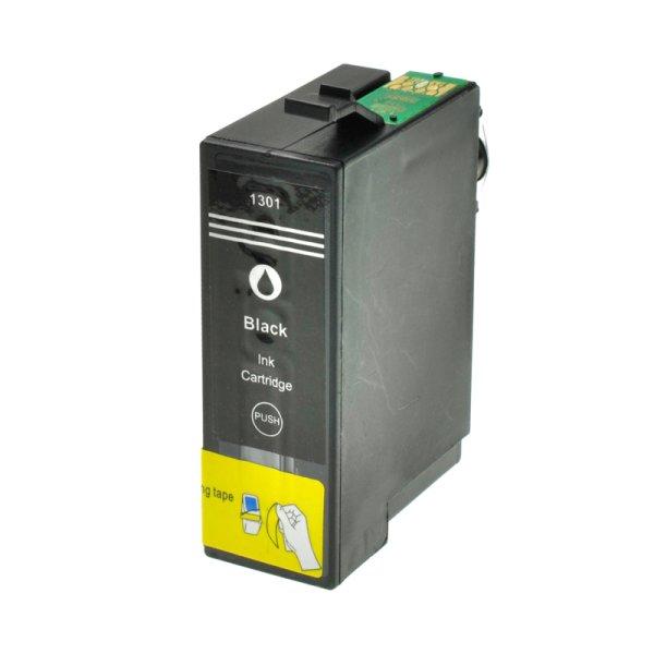 Druckerpatrone Kompatibel zu Epson T1301, C13T13014010 schwarz