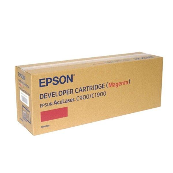 Toner Original Epson S050098 C900/C1900 magenta