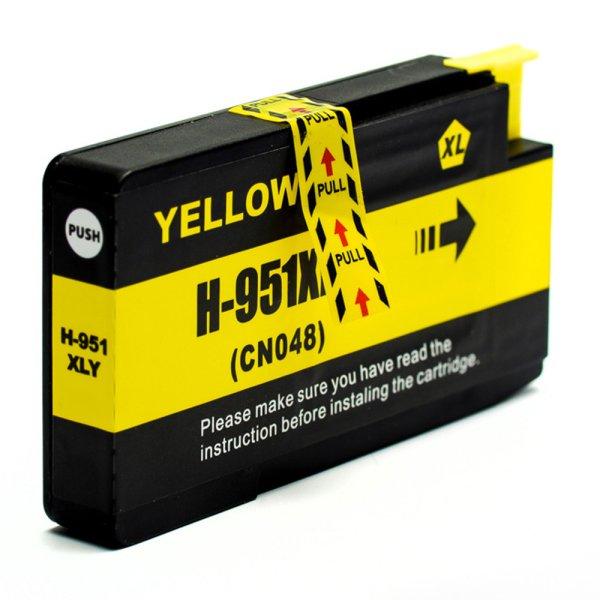 Druckerpatrone Kompatibel zu HP CN048AE (951XLY) gelb