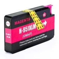 Druckerpatrone Kompatibel zu HP CN047AE (951XLM) magenta