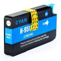 Druckerpatrone Kompatibel zu HP CN046AE (951XLC) cyan