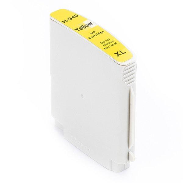 Druckerpatrone Kompatibel zu HP C4909AN (940XL)  gelb