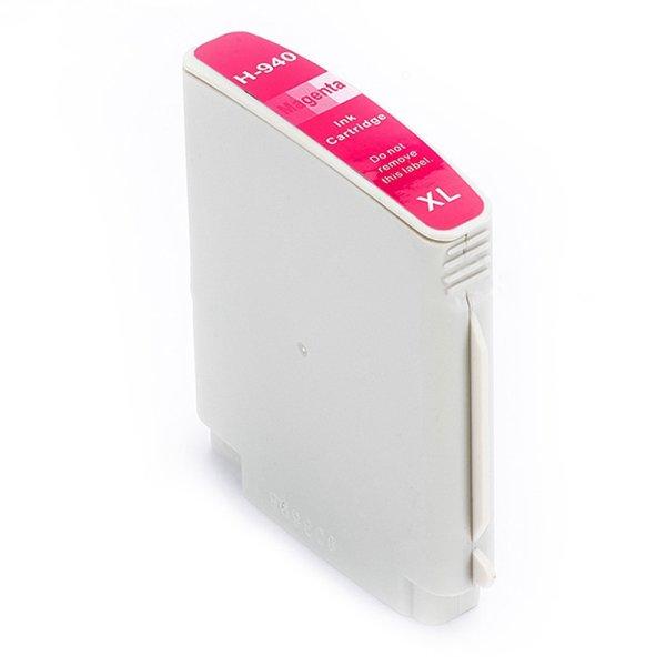Druckerpatrone Kompatibel zu HP C4908AN (940XL)  magenta