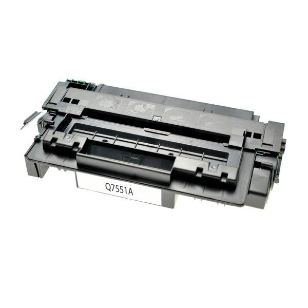 Toner Kompatibel zu HP Q7551A (51A) schwarz