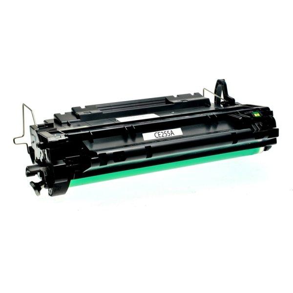 Toner Kompatibel zu HP CE255A (55A) schwarz