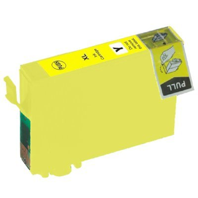 Druckerpatrone Kompatibel zu Epson 16XL, T1634, C13T16344010 gelb