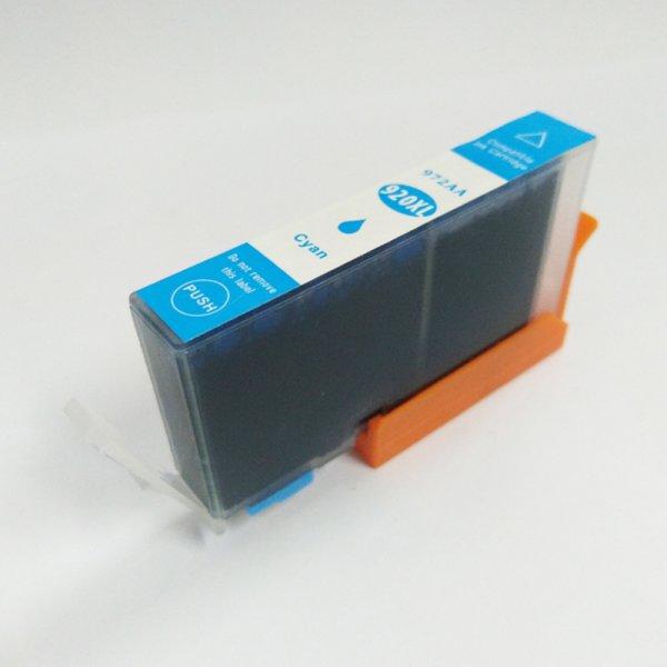 Druckerpatrone Kompatibel zu HP CD972AE (920XL) cyan