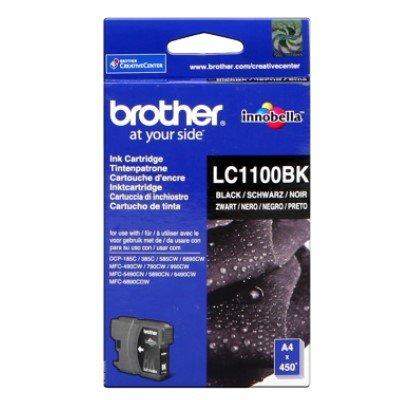 Druckerpatrone Original Brother LC-1100 BK schwarz