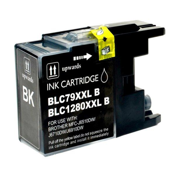 Druckerpatrone Kompatibel zu Brother LC-1280 XL BK schwarz