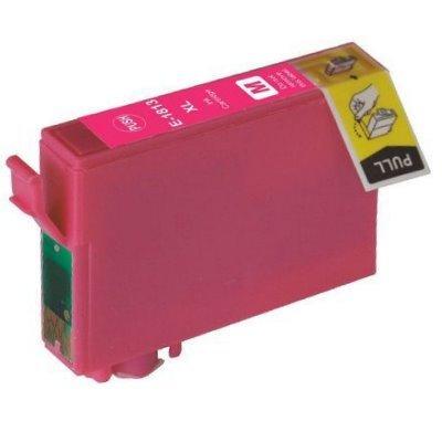 Druckerpatrone Kompatibel zu Epson 18XL, T1813, C13T18134010 magenta