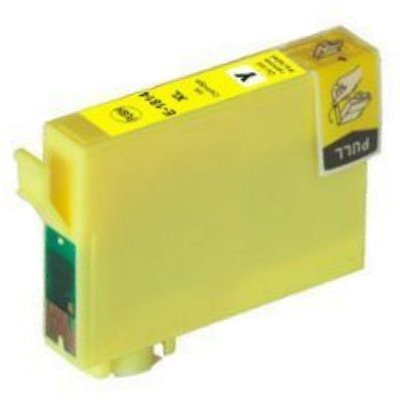 Druckerpatrone Kompatibel zu Epson 18XL, T1814, C13T18144010 gelb