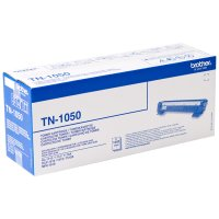 Toner Original Brother TN-1050 schwarz