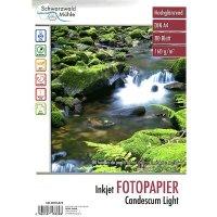 Fotopapier Candescum light DIN A4 beidseitig, glossy, 80...