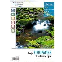 Fotopapier Candescum light DIN A4 beidseitig, glossy, 20...