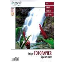 Fotopapier Opalus DIN A4 beidseitig matt, 100 Blatt, 130...