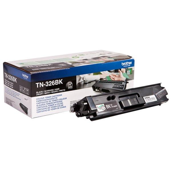 Toner Original Brother TN-326 BK schwarz