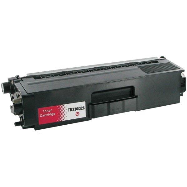 Toner Kompatibel zu Brother TN-326 M magenta