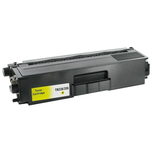 Toner Kompatibel zu Brother TN-326 Y gelb