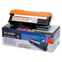 Toner Original Brother TN-320 BK schwarz