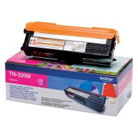 Toner Original Brother TN-320 M magenta