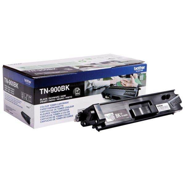Toner Original Brother TN-900 BK schwarz