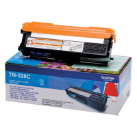 Toner Original Brother TN-328 C cyan
