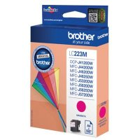 Druckerpatrone Original Brother LC-223 M magenta