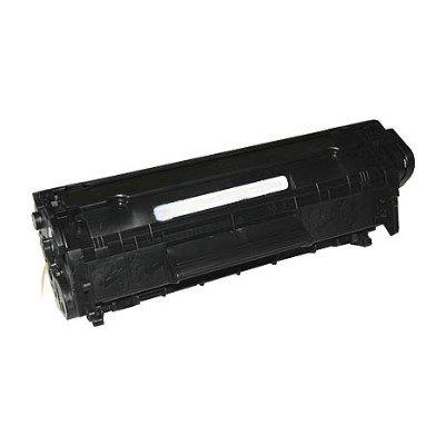 Toner Kompatibel zu HP Q2612A (12A) schwarz